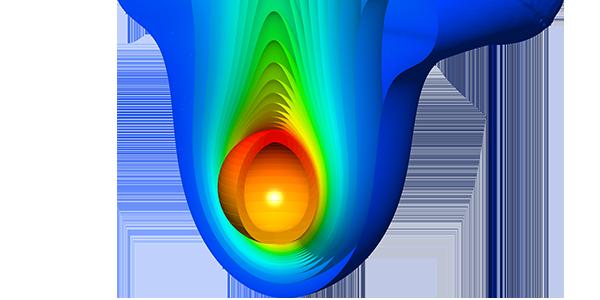 Réacteur nucléaire à fusion par confinement inertiel